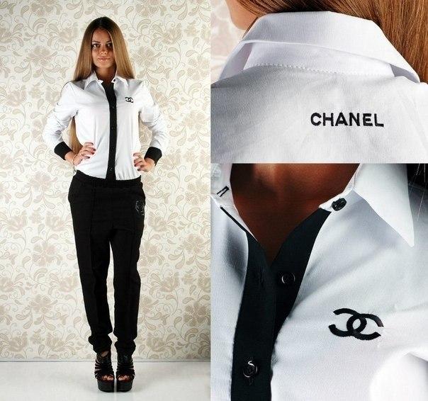 Купить Блузку Шанель